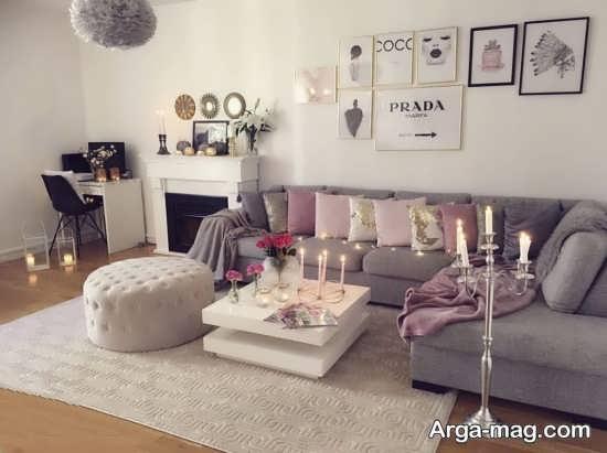 دکوراسیون منازل آپارتمانی کوچک