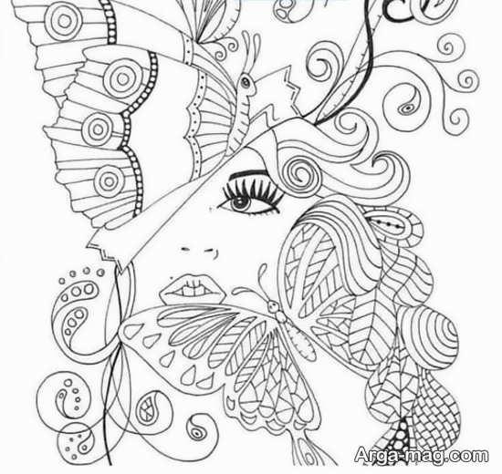 ویترای با طرحهای فوق العاده دخترانه