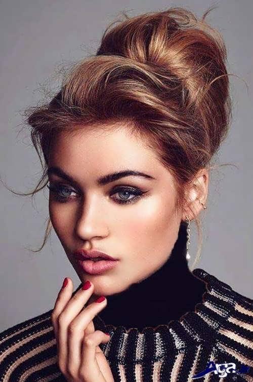 انواع مدل های آرایش دخترانه و دانشجویی