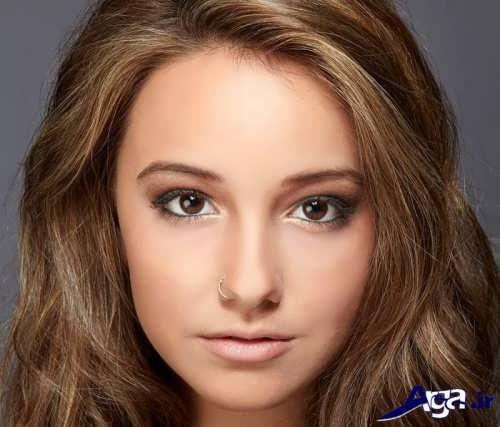 آرایش لایت دخترانه