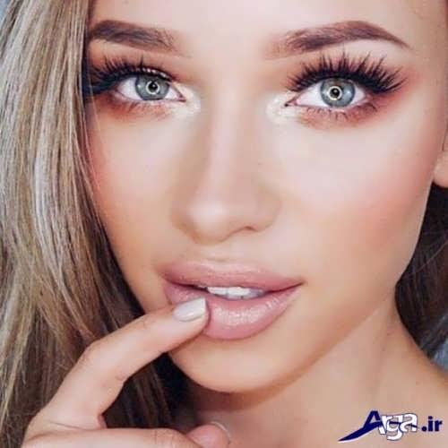 آرایش دخترانه زیبا