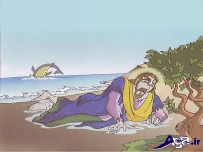 حضرت یونس و ماهی بزرگ
