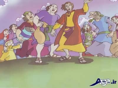 داستان حضرت یونس برای بچه ها