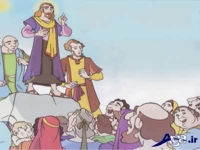 راهنمایی کردن مردم توسط حضرت یونس