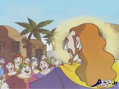 ارشاد مردم توسط حضرت یونس