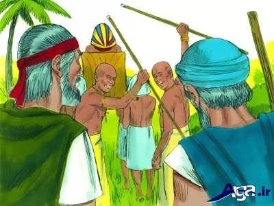داستان کودکی حضرت موسی