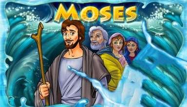 داستان حضرت موسی برای کودکان