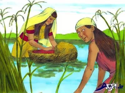 داستان کودکی حضرت موسی (ع)