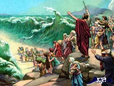 داستان زیبا و خواندنی حضرت موسی