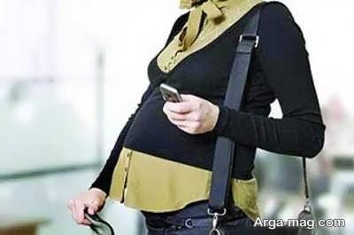 مسافرت در سه ماه دوم بارداری