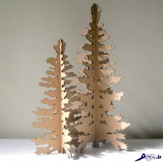 ساخت کاردستی درخت