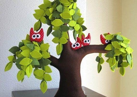 کاردستی درخت