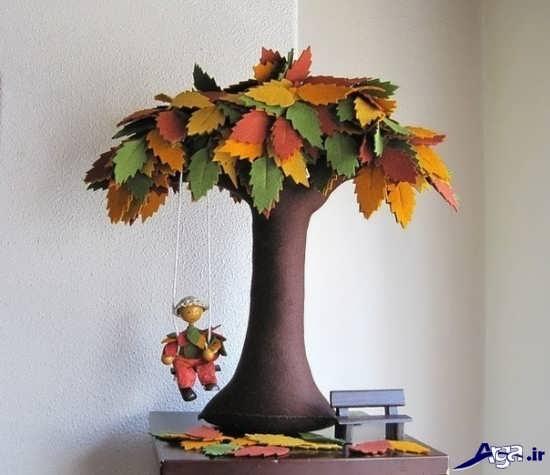 خلاقیت در ساخت درخت