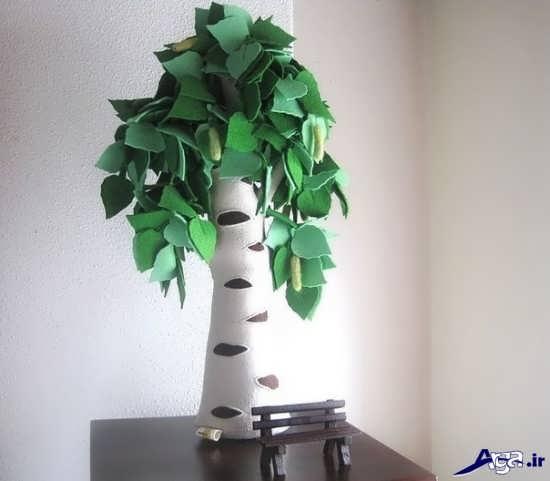 ساخت درخت زیبا