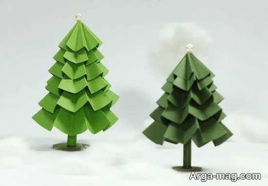خلاقیت زیبای درخت