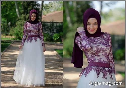 لباس ترکیه ای زیبا