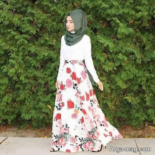 مدل لباس ترکیه پوشیده