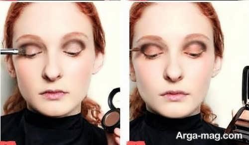 مدل آرایش ترکی زیبا