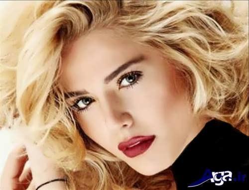 مدل آرایش ترکی زیبا و جدید