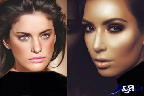 مدل آرایش ترکی زیبا و جذاب