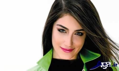 مدل آرایش ترکی زیبا و شیک