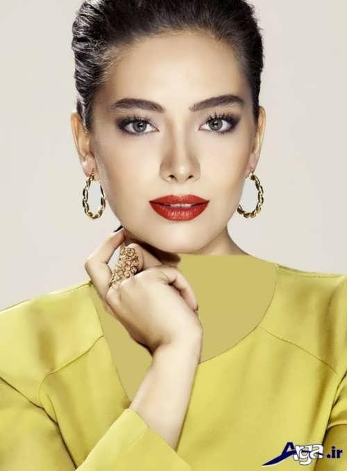 مدل میکاپ ترکیه ای زیبا و جدید