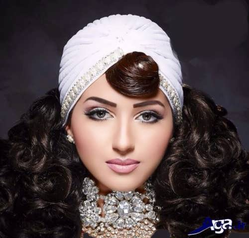 مدل آرایش ترکی زنانه
