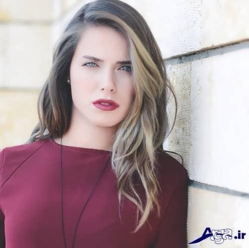 مدل آرایش ترکی برای خانم های زیبا