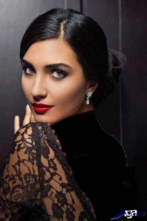 مدل میکاپ ترکیه ای