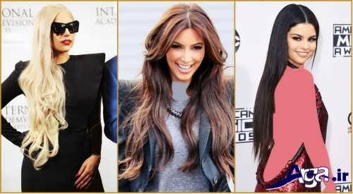 استایل جدید و متفاوت موی زنانه