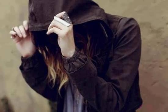 عکس غمگین دختر