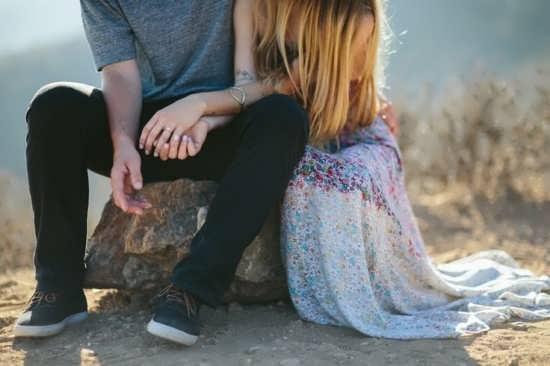 عکس پروفایل سیاه سفید عاشقانه