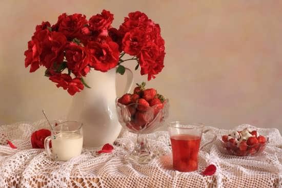 تصاویر انواع گل های زیبا وجذاب برای پروفایل