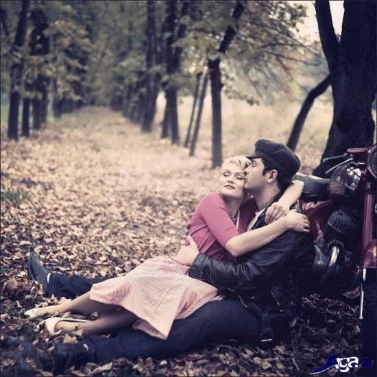 زیباترین عکس رمانتیک برای پروفایل