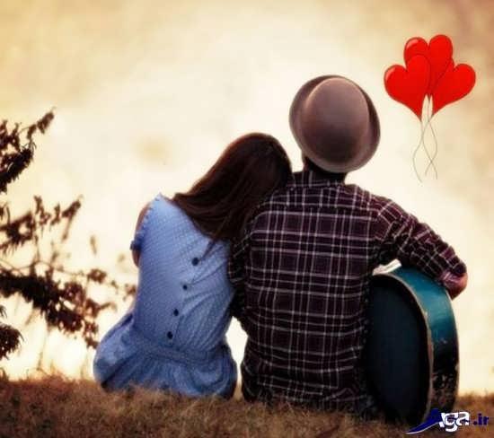 مجموعه عکس رمانتیک برای پروفایل