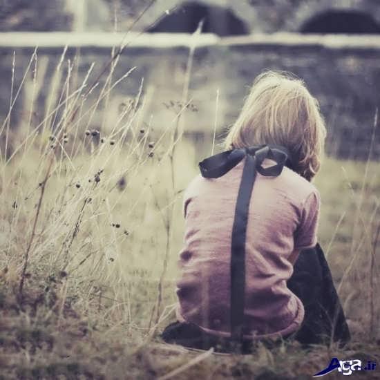 تصاویر غمگین دخترانه
