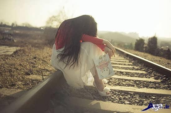 تصاویر دخترانه غمگین