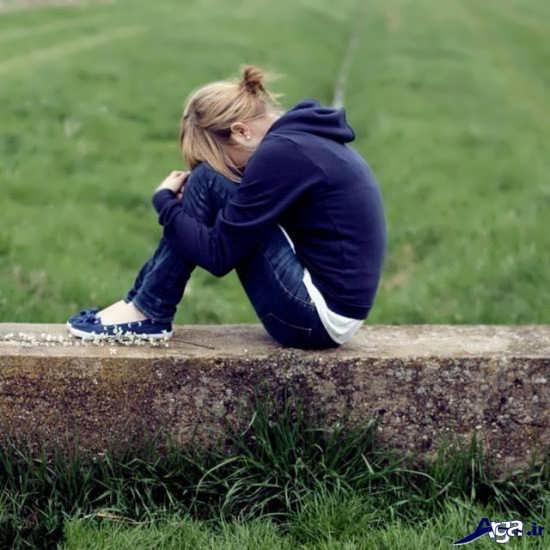 تصاویر زیبای دختران تنها