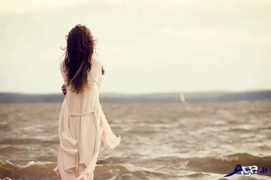 عکس های تنهایی دخترانه