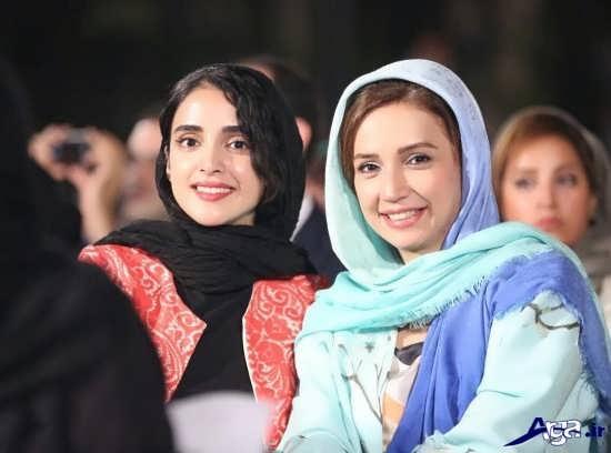 الهه حصاری و شبنم قلی خانی