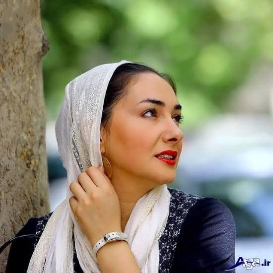 عکس های جالب و جذاب هانیه توسلی