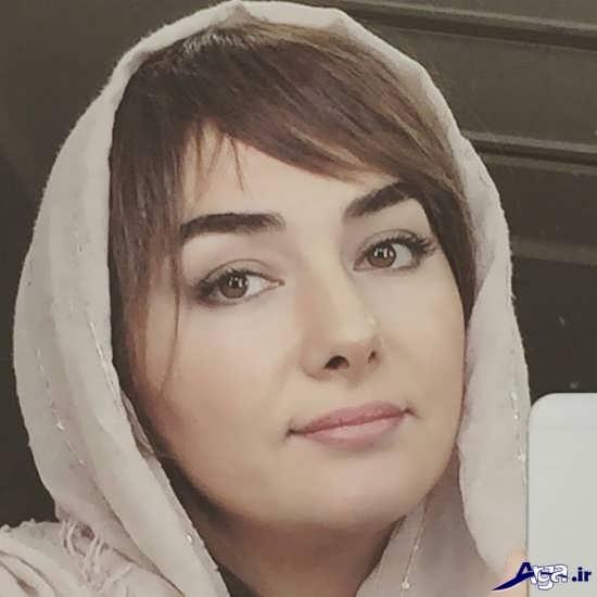 عکس های هانیه توسلی به همراه بیوگرافی وی