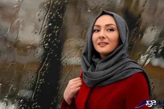 تصاویر زیبا و جذاب هانیه توسلی
