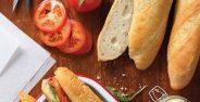 طرز تهیه نان باگت در منزل