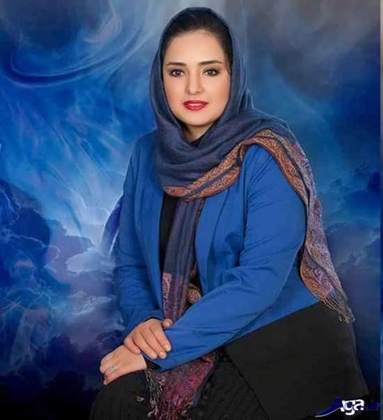 تصاویر زیبای نرگس محمدی