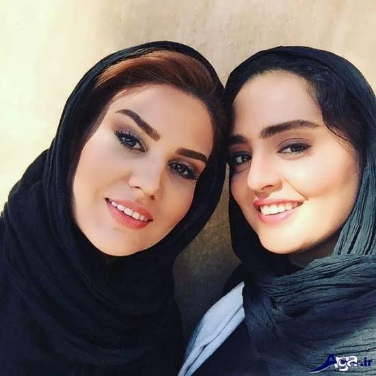 تصاویر نرگس محمدی و رز رضوی