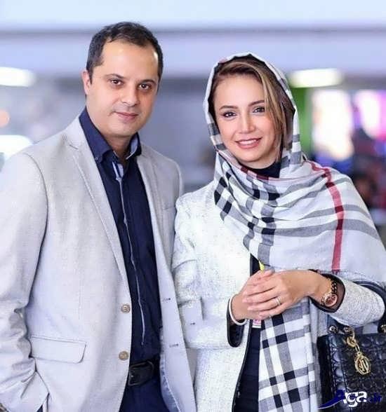 تصاویر شبنم قلی خانی و همسرش