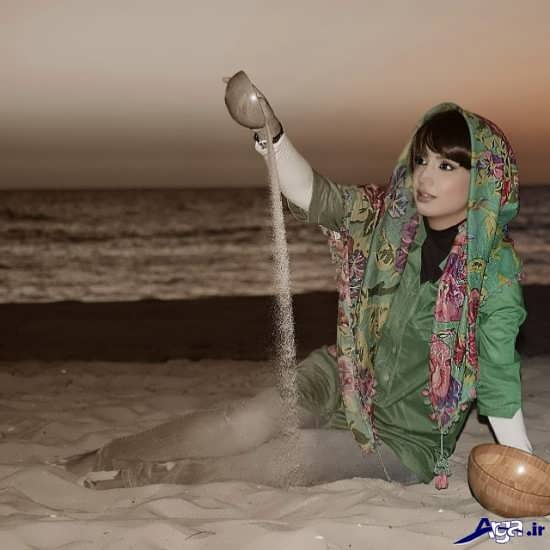 عکس های هنری و جالب شبنم قلی خانی