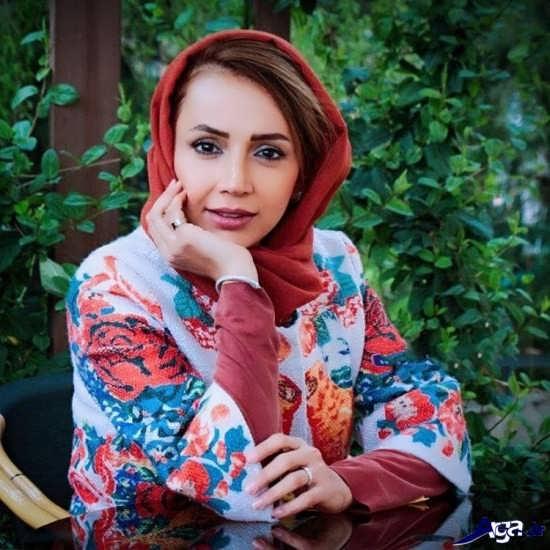 تصاویر شبنم قلی خانی با گریم های متفاوت