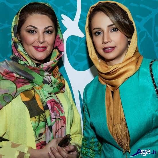 عکس شبنم قلی خانی و لاله اسکندری